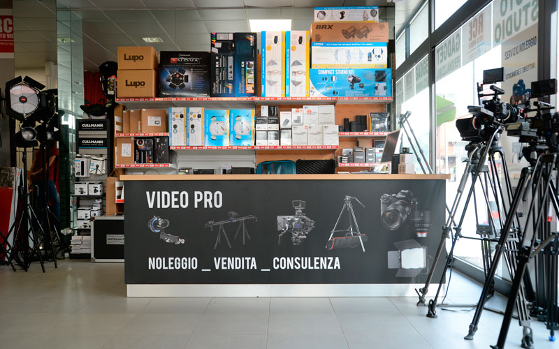 RCE Verona - negozio fotografia Corso Milano Verona
